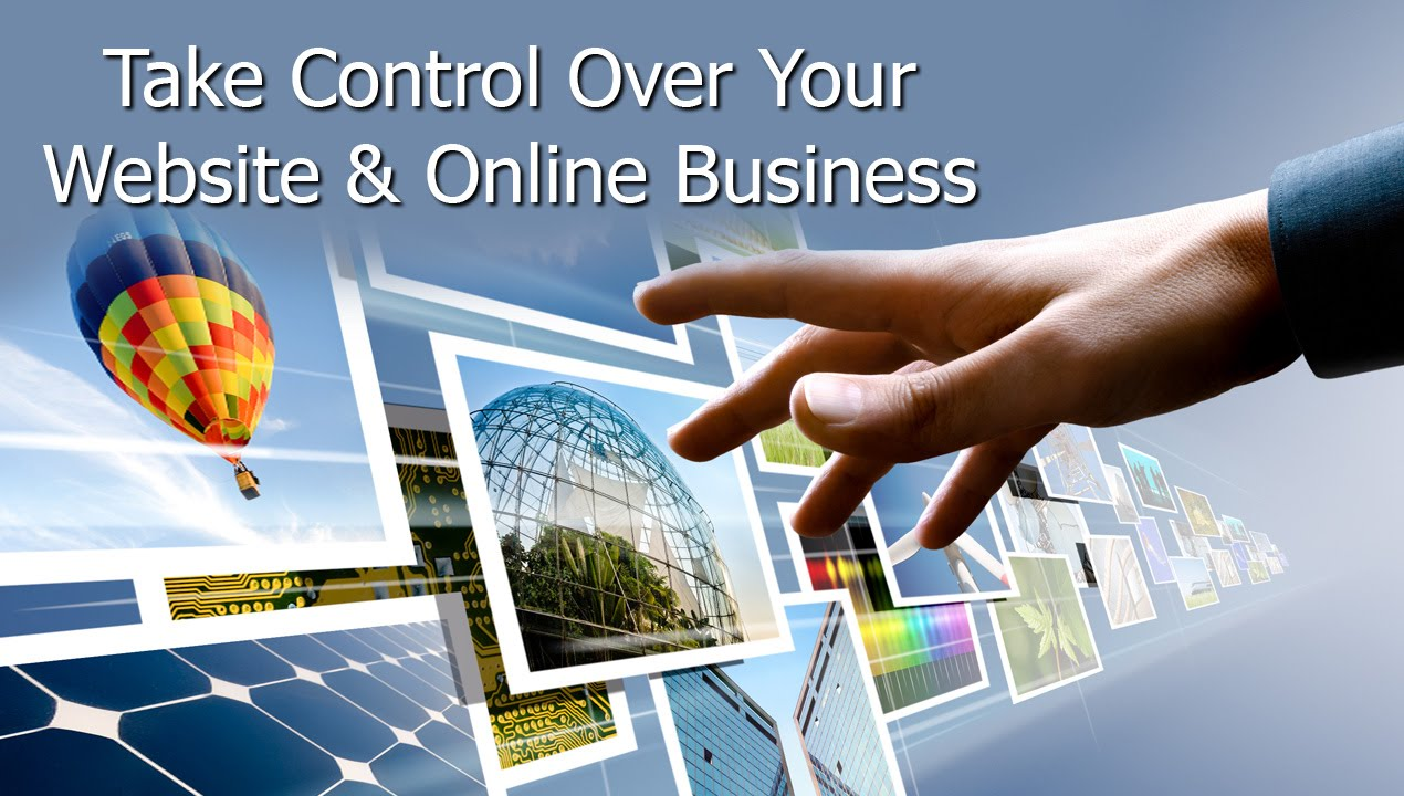 You Have To Control Your Website