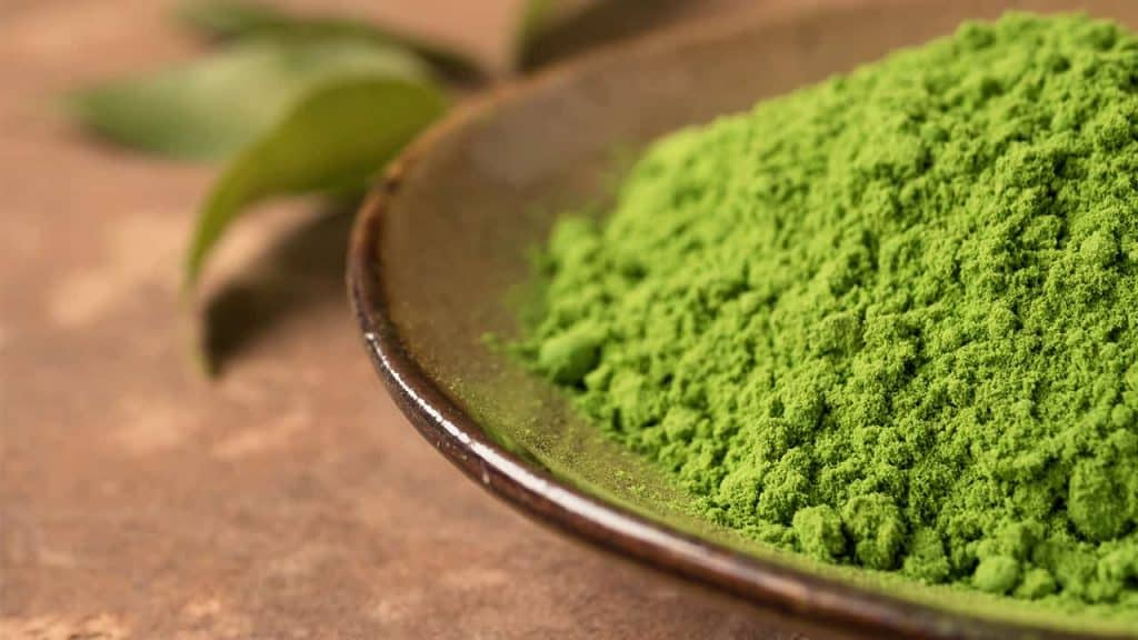 Kratom Leaf - The Conspriracy